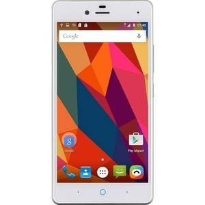 где купить Смартфон ZTE Blade A476 White дешево