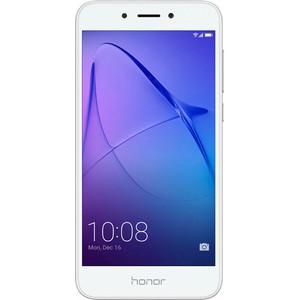 Смартфон Huawei Honor 6A 16Gb Silver (DLI-TL20) аксессуар чехол huawei honor 6a