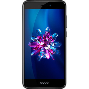 Смартфон Huawei Honor 8 Lite 32Gb Black (PRA-TL10) huawei honor u8860 в новосибирске