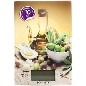 Кухонные весы Scarlett SC-KS57P23 весы напольные scarlett sc bsd33e894