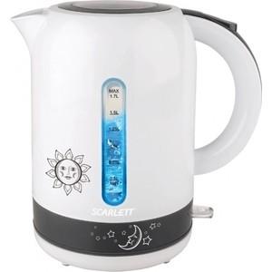 Чайник электрический Scarlett SC-EK18P38 scarlett sc ek27g18 black чайник электрический