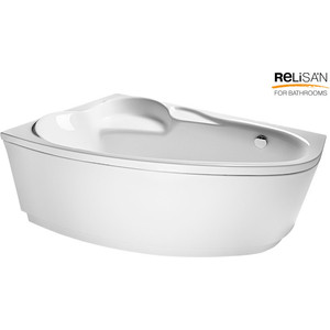 Акриловая ванна Relisan Ariadna L 160x105 левая (Гл000000535) l