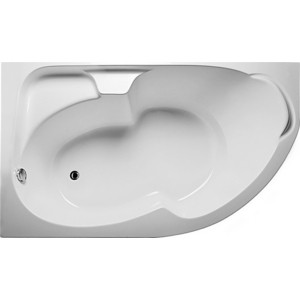 Акриловая ванна Relisan Sofi L 170x105 левая (Гл000009446) акриловая ванна eurolux вавилон 170x120x50 l левая