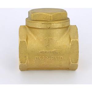 Клапан ITAP обратный CLAPET 11/4 ВР дисковый горизонтальный с металлическим затвором и ревизией itap 143 2 редуктор давления