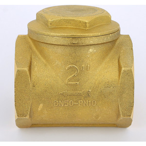 Клапан ITAP обратный CLAPET 2 ВР дисковый горизонтальный с металлическим затвором и ревизией itap 143 2 редуктор давления