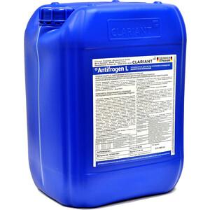 Теплоноситель Clariant для систем отопления Antifrogen L 21 кг синий