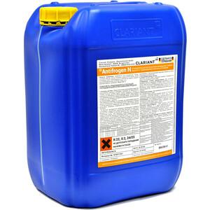 Теплоноситель Clariant для систем отопления Antifrogen N 22 кг желтый стеклодомкрат topex цвет желтый черный 80 кг