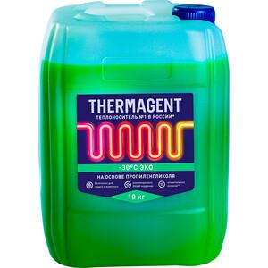 все цены на Теплоноситель Обнинскоргсинтез для систем отопления THERMAGENT-30 ЭКО 10кг онлайн