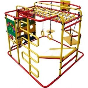 Детский спортивный комплекс Формула здоровья Мурзилка S красный- радуга fangting арбузно красный номер s