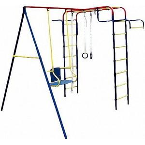 Детский спортивный комплекс Пионер дачный мини ТК-2 (1526) детская игровая площадка пионер дачный мини с качелями на подшипниках тк