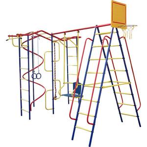 Детский спортивный комплекс Пионер Вираж дачный плюс со спиралью детский спортивный комплекс пионер дачный 1531