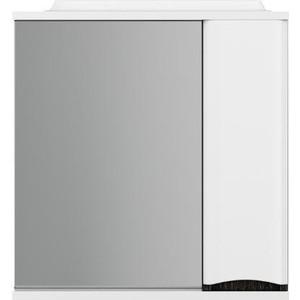 Фотография товара зеркальный шкаф Am.Pm Like правый 65 см, с подсветкой, венге, текстурированный (M80MPR0651VF) (805884)