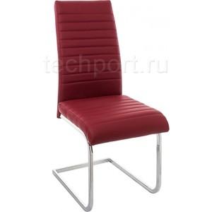 Стул Woodville Avrora красный древпром стул древпром скалли красный tunpiub