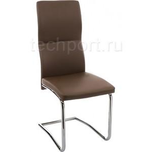 Стул Woodville Lunen коричневый стул woodville tim