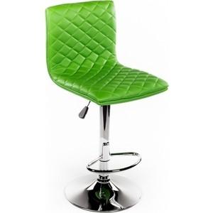 Барный стул Woodville Loft зеленый