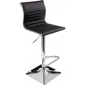 Барный стул Woodville Stock черный барный стул woodville roxy черный