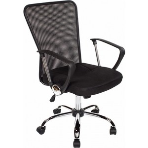 Офисное кресло Woodville Luxe черное