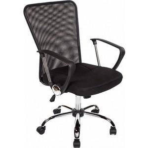 Офисное кресло Woodville Luxe черное meterk черное серебро