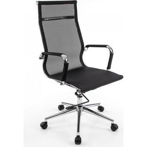 Компьютерное кресло Woodville Reus черное компьютерное кресло woodville kadis темно красное черное