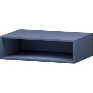 Полка Am.Pm Gem Open-space для базы, подвесной, 60 см, глубокий синий, матовый (M90OHX0600DM)
