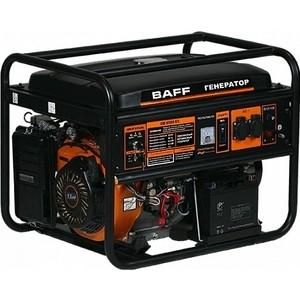 Генератор бензиновый BAFF GB 6500 EC генератор bort bbg 6500