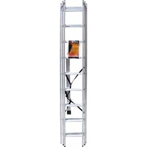 Лестница трехсекционная Вихрь ЛА 3х9 лестница трехсекционная dogrular 411312 3x12