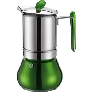 Гейзерная кофеварка на 6 чашек G.A.T. Annetta зеленый (251006 green) homtom защищенный смартфон homtom ht20 зеленый green