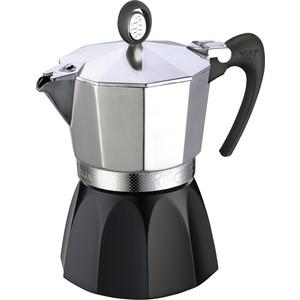 Гейзерная кофеварка на 6 чашек G.A.T. Diva чёрный (101506 black)