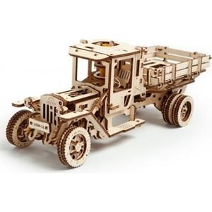 Конструктор 3D-пазл Ugears Грузовик UGM-11 (70018) конструктор 3d пазл ugears харди гарди 70030