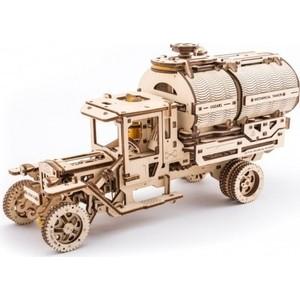 Конструктор 3D-пазл Ugears Автоцистерна (70021) ugears ugears комбайн