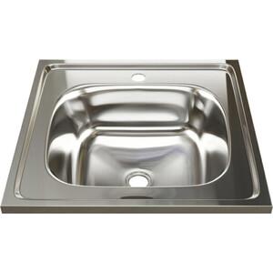 Кухонная мойка Mixline 50х50 0,4 выпуск 1 1/2 (4630030631187)