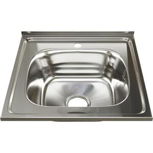 Кухонная мойка Mixline 50х50 0,6 выпуск 3 1/2 (4630030631392)
