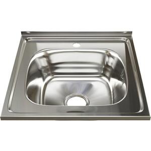 Кухонная мойка Mixline 50х50 0,8 выпуск 3 1/2 (4630030631361)