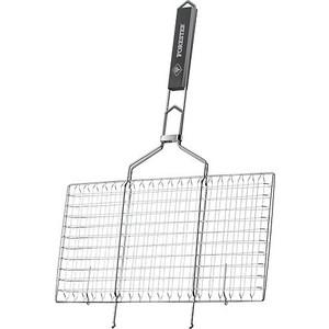 Решетка-гриль Forester для стейков большая 22х44 (BQ-S02) zanussi zev6140xba