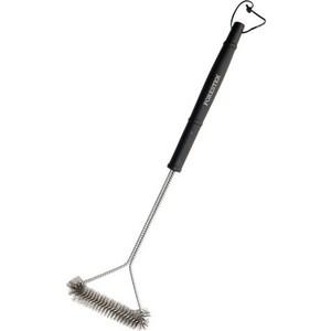 Щетка Forester для чистки гриля на длинной ручке (BC-777) средство для чистки гриля forester 500 мл