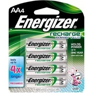 Аккумулятор ENERGIZER Power Plus тип АА 2000 mAh 4шт energizer aa hr06 2300mah 4шт