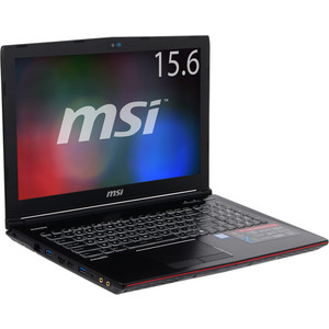 Игровой ноутбук MSI GE62 7RE Apache Pro (9S7-16J932-033) ноутбук msi phantom pro 094ru gs43vr 7re core i5 7300hq 2 5ghz 14 16gb 1tb gtx1060 w10h64 9s7 14a332 094