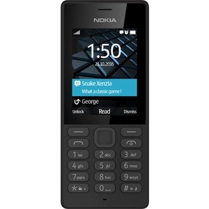 Мобильный телефон Nokia 150 DS Black телефон sonim xp7 black