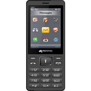 Мобильный телефон Micromax X907 grey сотовый телефон micromax x907