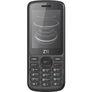 Мобильный телефон ZTE F327 Black мобильный телефон zte n1 золотистый