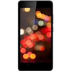 Смартфон Micromax Q409 черный смартфоны micromax смартфон q409 cosmic grey