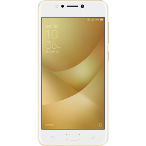 Смартфон Asus ZenFone 4 Max ZC520KL Gold (90AX00H2-M00390) смартфон highscreen power ice max gold
