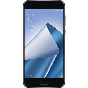 Смартфон Asus ZenFone 4 ZE554KL Black (90AZ01K1-M01210) смартфон asus zenfone zoom zx551ml 128gb