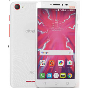 Смартфон Alcatel Pixi Power 5023F Pure White alcatel one touch pixi 4 4034d pure white