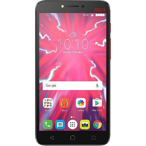 Смартфон Alcatel Pixi Power 5023F Volcano Black смартфон alcatel pixi 4 4034d sharp blue