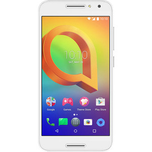 Смартфон Alcatel A3 5046D 16Gb белый смартфон alcatel pixi 4 8050d черный