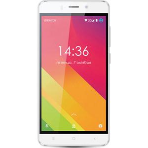 Смартфон Ginzzu S5120 белый смартфон ginzzu s5050 черный