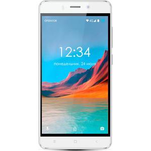 Смартфон Ginzzu S5220 белый смартфон ginzzu s5050 black