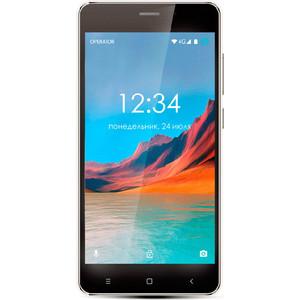 Смартфон Ginzzu S5220 черный смартфон ginzzu s5050 черный
