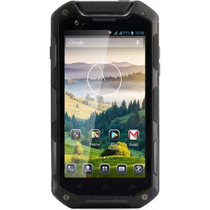 Смартфон Ginzzu RS93D черный смартфон ginzzu s5510 черный